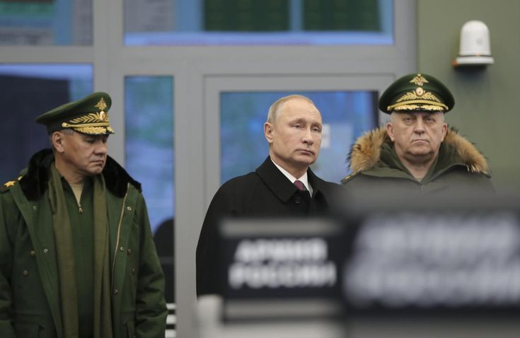Putin accuses U.S. of plotting to break landmark arms control pact   Russian President Vladimir Putin on Friday accused the United States of plotting to withdraw from the Intermediate-range Nuclear Forces treaty, which bans short and intermediate-range land-based nuclear and conventional missiles.