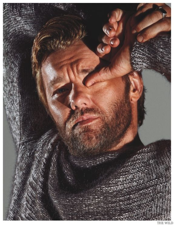 Joel Edgerton Poses for The Wild Shoot, Talks Exodus: Gods and Kings image Joel Edgerton The Wild 2014 Photo Shoot 002