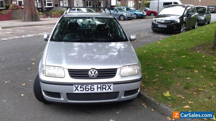 vw polo 1.4 x reg 5 door 86600mls #vwvolkswagen #polo #forsale #unitedkingdom