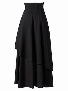 Shop Black Bandage Asymmetrical Skirt online. SheIn offers Black Bandage Asymmetrical Skirt & more to fit your fashionable needs.