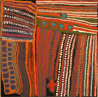 Weaver Jack- 122x122cm - All the country, 2010 - IDAIA
