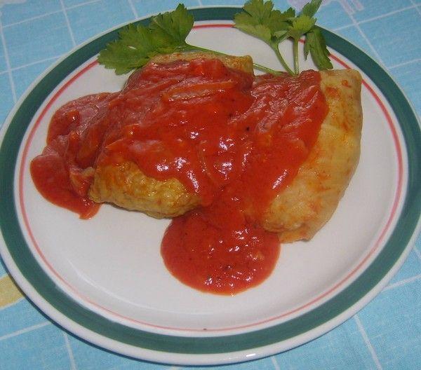 Pomidorowy sos do gołąbków - Zdjęcie 1 z 1 - przepisy.net