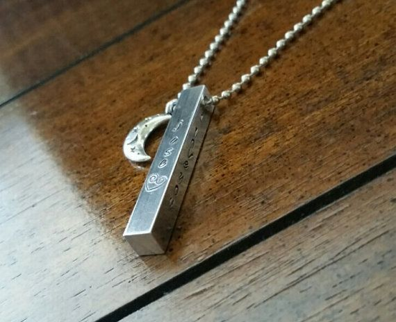Hey, I found this really awesome Etsy listing at https://www.etsy.com/listing/207059300/mothers-bar-necklace