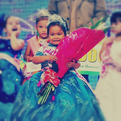 Ryzza Mae Dizon Won Little Miss Philippines 2012