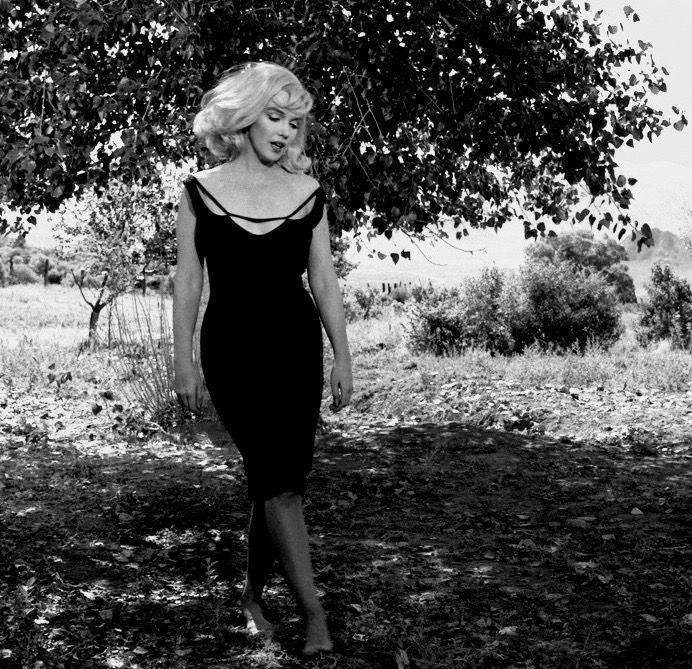 Cinema Spettacolo fotografia danza e Altro - estati-in-Hollywood: Marilyn Monroe riprese di The ...