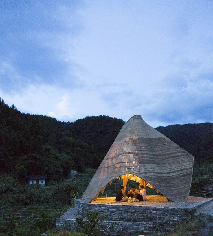 Galería de Sun Room Pavilion / Donn Holohan – The University of Hong Kong – 1