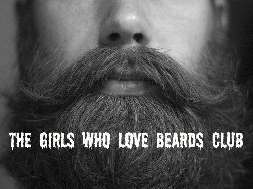 Beards, anybody?