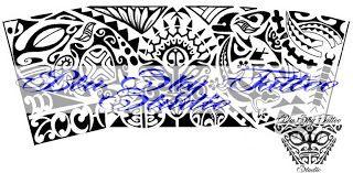bluskytattoo: Maori Significato 379