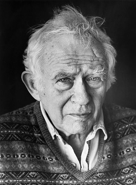 Norman Mailer (1923-2007) Photo copyright © Chris Felver