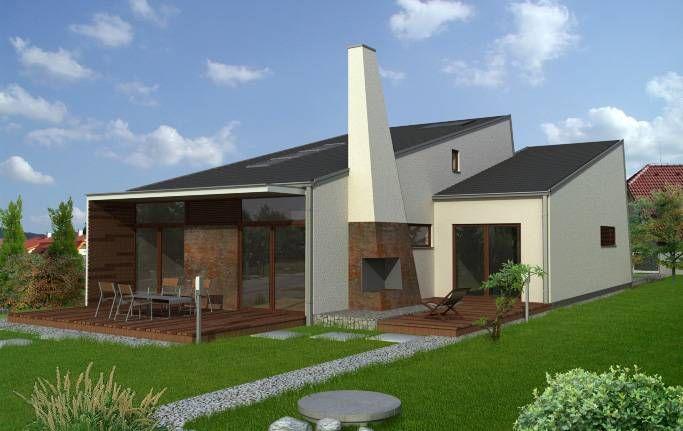 Typový dům Lux plus od APEX ARCH s.r.o.
