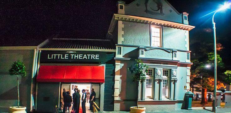 The vibrant Little Theatre at Port Elizabeth's Athenæum