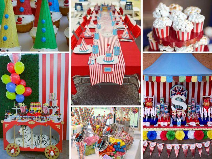 O Carnaval é festa e alegria, é tempo de festejar e de se divertir com disfarces. O Carnaval e o circo são também um excelente tema para comemorar um anive