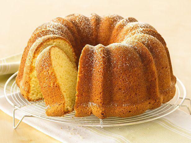 Betty Crocker Lemon Sour Cream Cake