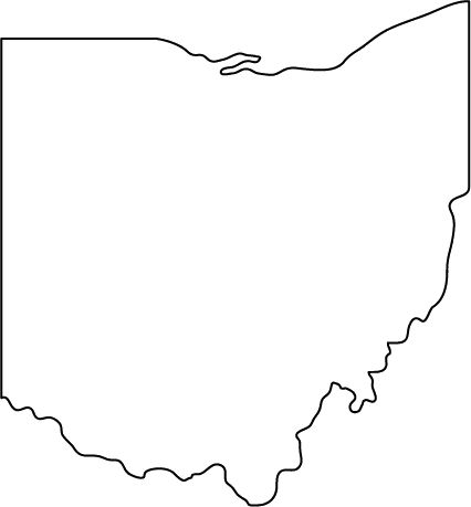 Outline of ohio gif by agee100 photobucket seminary for State outline tattoo