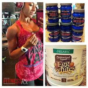 Prepping for the Olympia. IFBB Bikini Pro Tiffany Boydston shares her training and nutrition program!