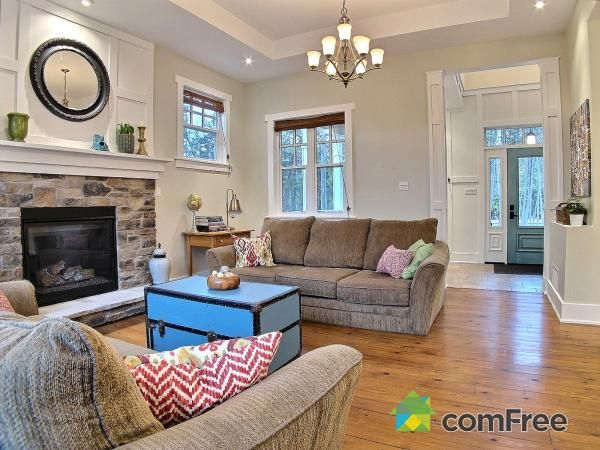 Great great room! Check out this Front in Carp #ComFree
