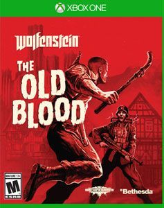 Wolfenstein The Old Blood - Xbox One [Digital Download]