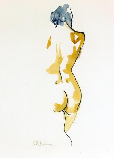 Attitude 79 - Figure Drawing