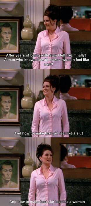 More Karen Walker quotes from Will & Grace  Megan Mullally