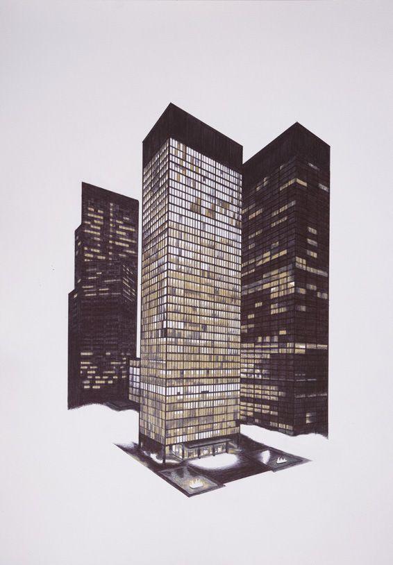 Seagram Building; Mies van der Rohe