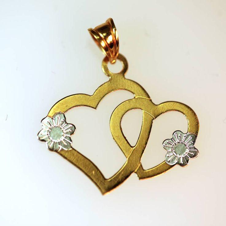 Two Heart Pendant