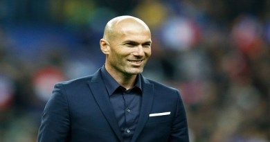 Zinedine Zidane Now Playing Smart Role for Real Madrid
