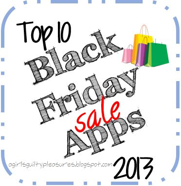 Top 10 Must Have Black Friday Apps 2013 ...save major money this holiday season with these amazing apps!!