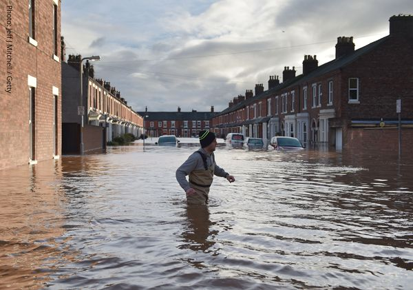Sign the petition: The prime minister must not only back better flood defences, he needs to get tough on climate change - and that means clean energy now