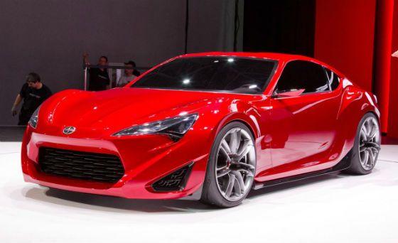 Scion FR-S  #car #sportcar #top10