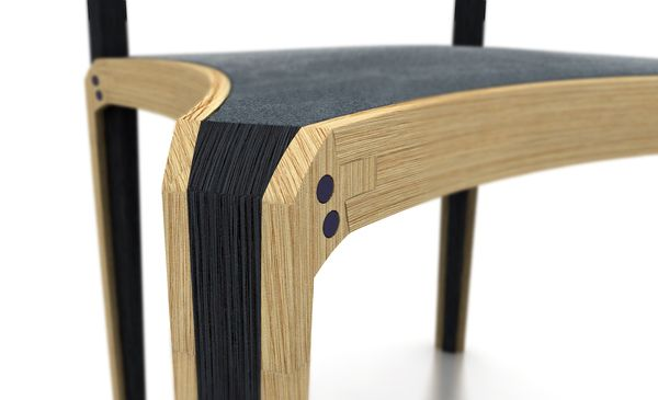 PAH CHAIR by Göktürk Topuz, via Behance