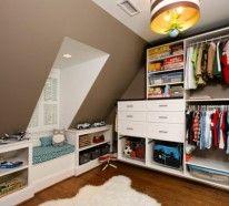 Lovely Kinderzimmer Dachschr ge einen Privatraum erschaffen