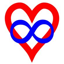 Polyamory symbol. Infinite love, yes, but not the way most of you have been assuming. Letting the secret out. :)