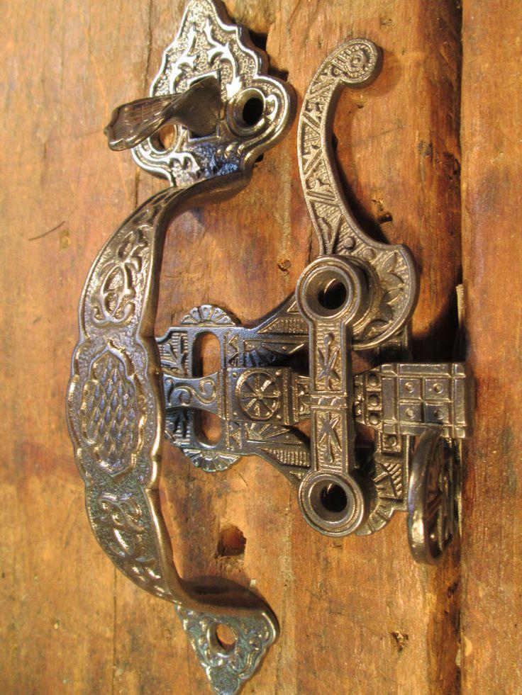 320 best Antique Door Hardware images on Pinterest Antique doors