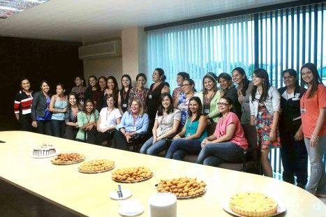 Homenagem, mais que merecida, às mulheres que fazem o Portal D24AM e os jornais Diário do Amazonas e Dez Minutos. Parabéns pelo seu dia!