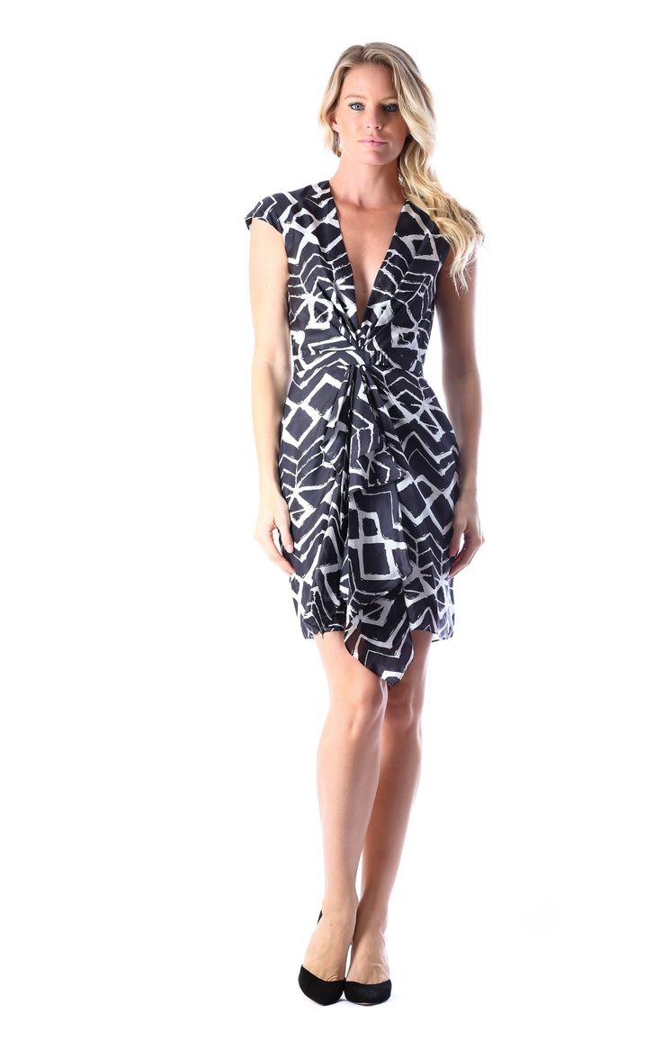 WATERFALL KLINE DRESS http://runwaydream.com.au/waterfall-kline-dress-aurelio-costarella-374?options=cart Retail: $530 Hire:  $89