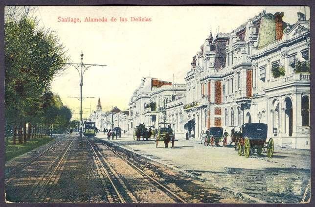 Twitter / dudu_selim: antigua postal de la Alameda ...