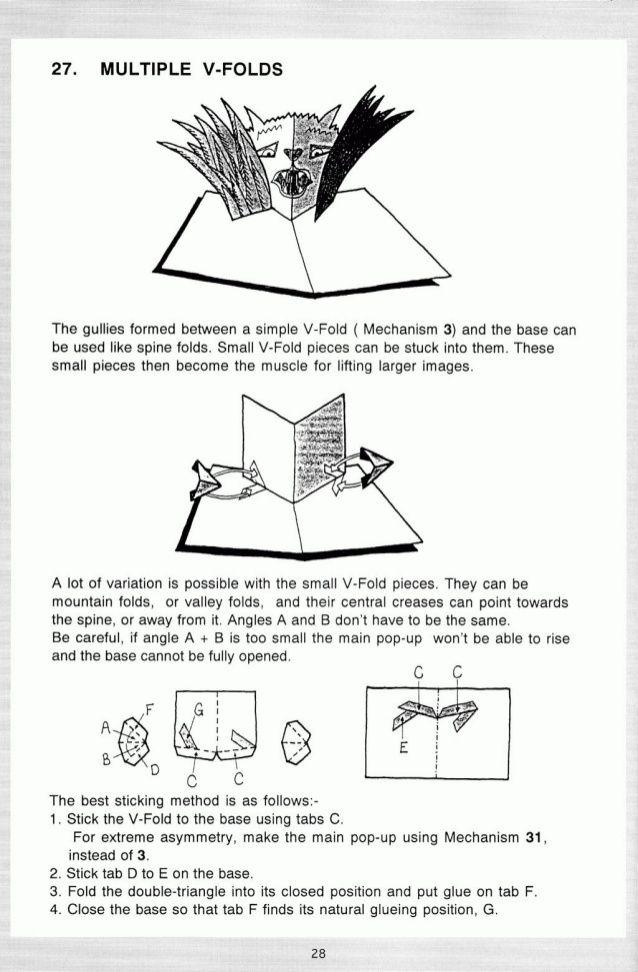 how to make manual book
