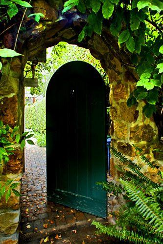 32 best images about secret garden door on pinterest Alaska garden gate b b and cottages