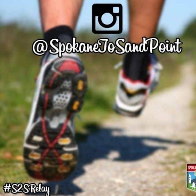 Are you ready for the #STSRelay in August?  Make sure you check out @SpokaneToSandpoint for specific #Race information, training shots and all things overnight relay!  #Spokane #PacificNorthWest #InstaRunner #Running #Relay #Race #OvernightRelay #Washington #Oregon #PacificNorthWest #CascadeRelays