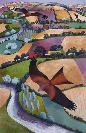 Carry Akroyd - Painter & Printmaker - Paintings