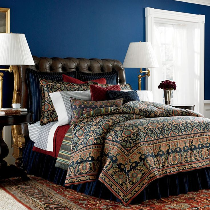Chaps Brompton Hall Bedding Collection Bedrooms