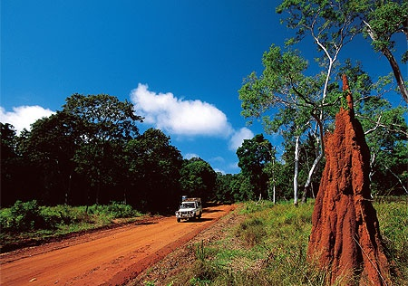 4x4 Cape York Peninsula suggests renting a 4wd not destroying your own...hmmmm?