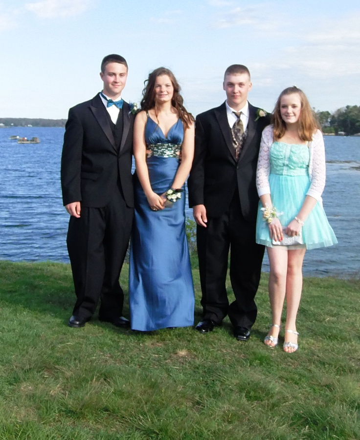 granddaughters and prom dates