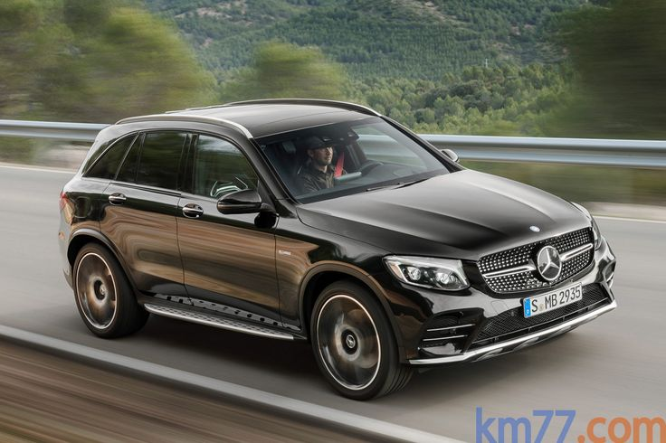Mercedes-Benz GLC AMG GLC 43 4MATIC AMG GLC 43 4MATIC Todo terreno Negro Obsidiana Metalizado Exterior Lateral-Frontal 5 puertas