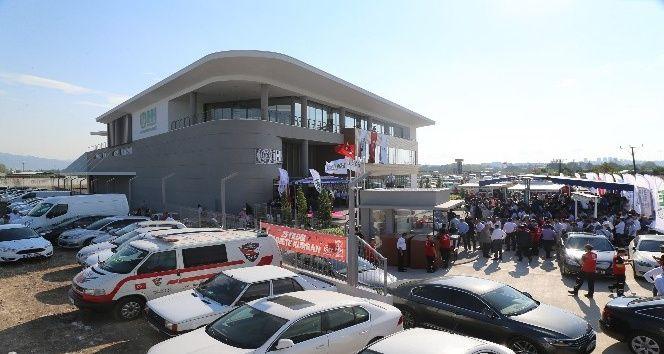 Bursa Büyükşehir Belediyesi'nin katkılarıyla açılan İHH İnsani Yardım Vakfı'nca Bursa'ya kazandırılan Marmara Afet Yönetim Merkezi, 17 Ağustos 1999 Marmara depreminin 18.Yıldönümünde açıldı.   #afet #bursa #İHH #merkez #Yönetim