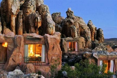 South Africa 'Kagga Kamma Private Game Reserve'