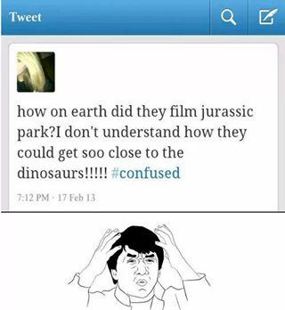 Stupid people. Stupid people everywhere
