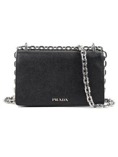 PRADA Prada Tessuto+Saffiano. #prada #bags #nylon