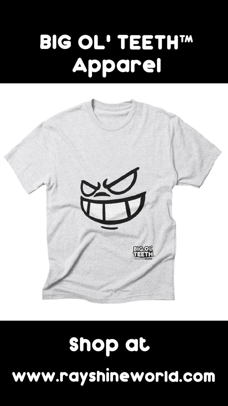 Our BIG OL TEETH Logo tees are available in a variety of  colors & apparel styles! ☀ _____________________________Visit our online shop today and pick up fresh street apparel, accessories, & new skateboard decks. _______________________________________________ #skateboarding #skatelife #outfit #Outfits #streetfashion #streetwear #streetapparel #sweater #sweatshirt #shop #clothes #clothing #streetwearstyle #skateboard #skater #skatergirl