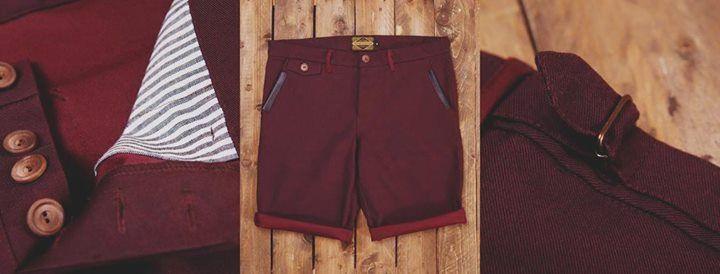 WOODEN LEG Shorts www.tsmn.cc